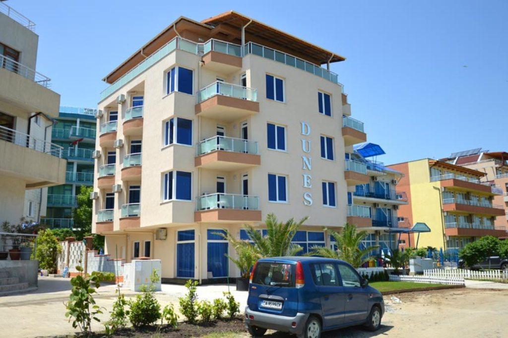 картинка за Приморско хотел ДЮНИ -1
